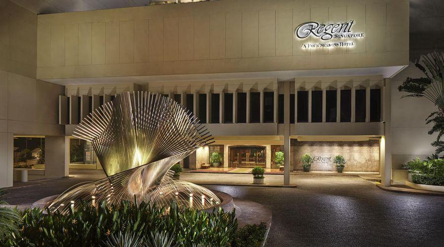Regent Singapore, A Four Seasons Hotel-2 of 43 photos