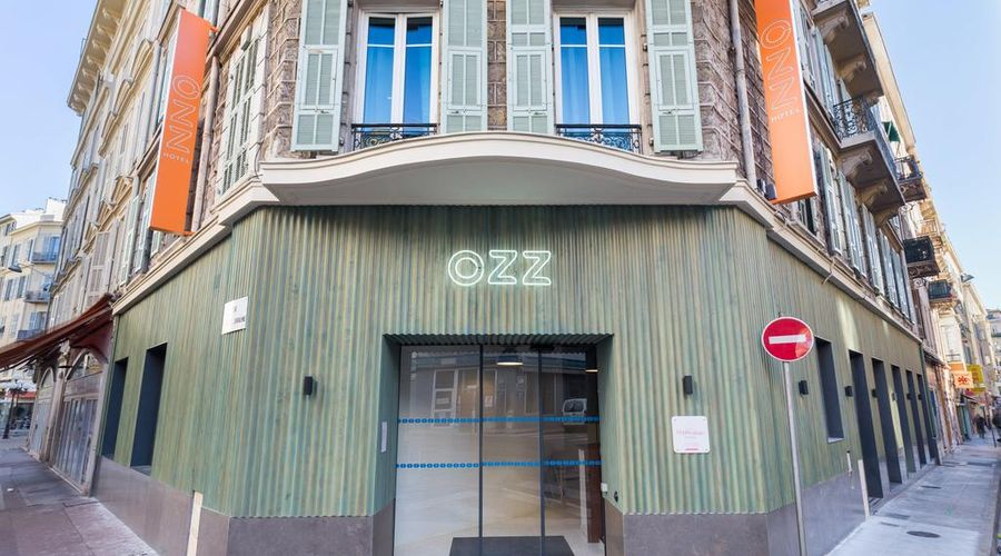 Hôtel OZZ By Happyculture-1 of 48 photos