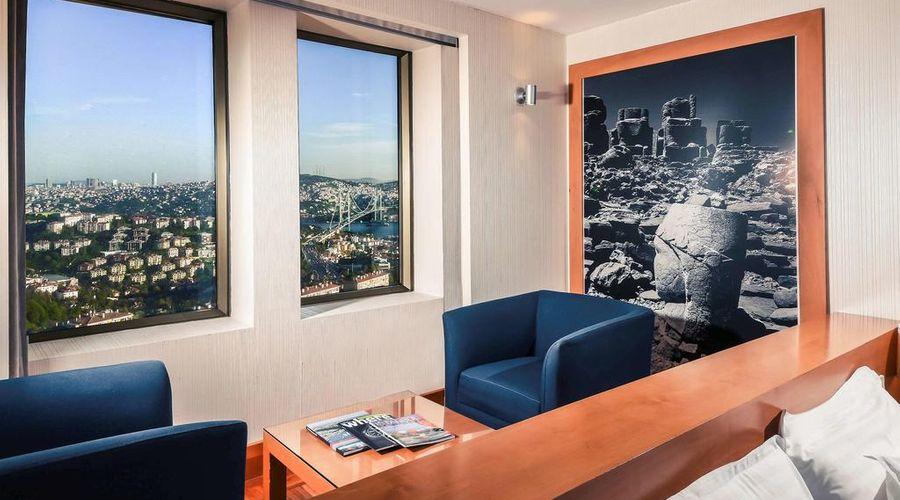 Mercure Istanbul City Bosphorus Hotel-6 of 38 photos