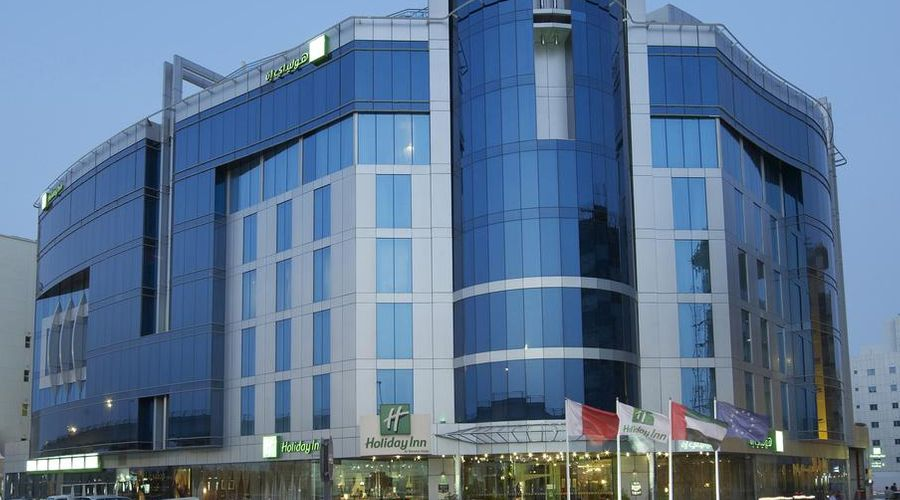 Holiday Inn Dubai Al Barsha-1 of 42 photos