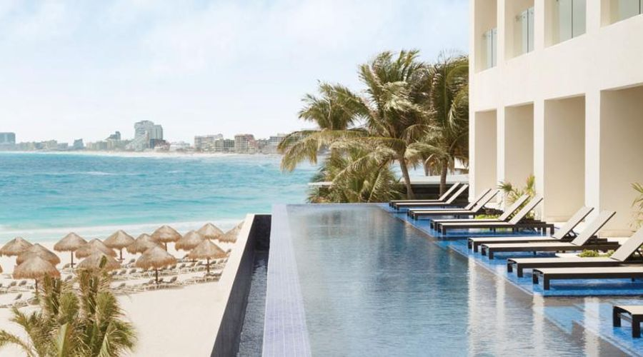 Turquoize at Hyatt Ziva Cancun - Adults Only - All Inclusive-42 of 48 photos