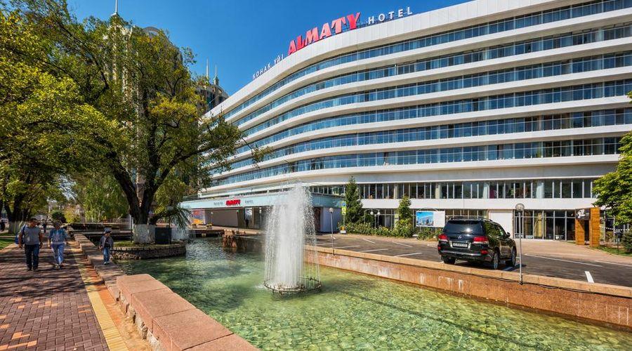 Almaty Hotel-1 of 45 photos