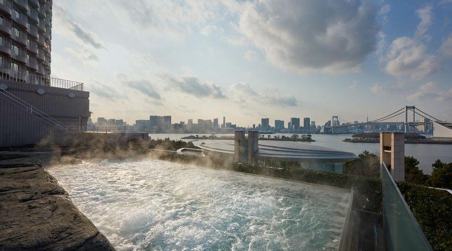 هيلتون طوكيو أودايبا-18 من 46 الصور