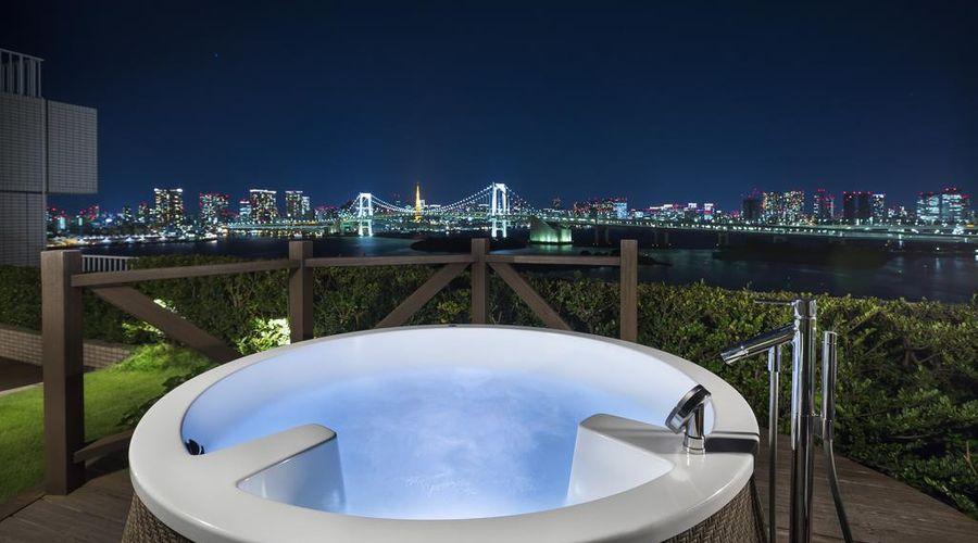 هيلتون طوكيو أودايبا-20 من 46 الصور