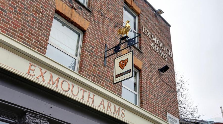 Publove @ Exmouth Arms Euston-4 of 26 photos
