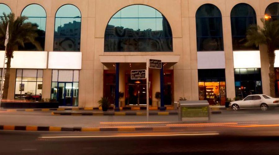 فندق سويس بلهوتل الشارقة-26 من 48 الصور