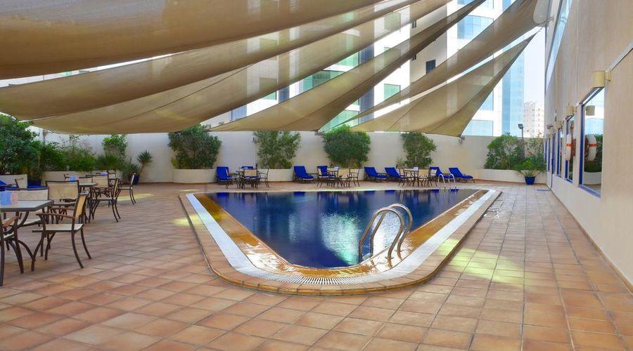فندق سويس بلهوتل الشارقة-27 من 48 الصور