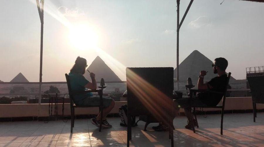 حورس جيست هاوس - إطلالة على الأهرامات-17 من 47 الصور