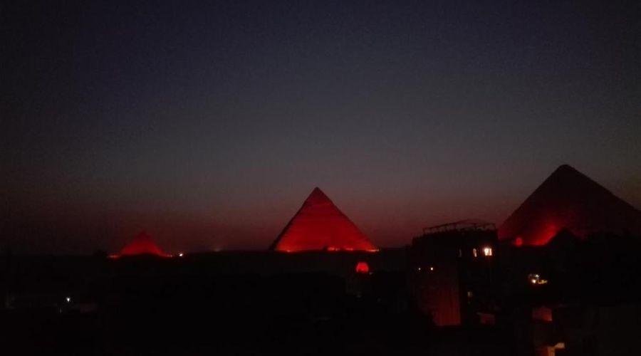 حورس جيست هاوس - إطلالة على الأهرامات-24 من 47 الصور