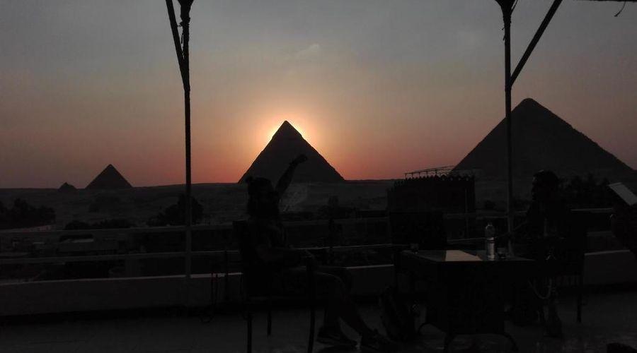 حورس جيست هاوس - إطلالة على الأهرامات-29 من 47 الصور