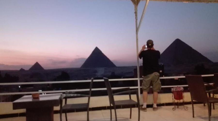 حورس جيست هاوس - إطلالة على الأهرامات-37 من 47 الصور