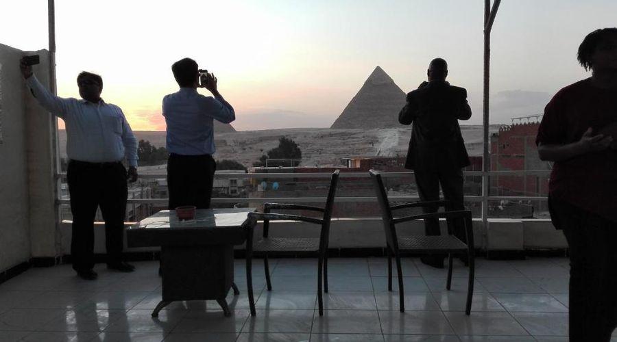حورس جيست هاوس - إطلالة على الأهرامات-38 من 47 الصور