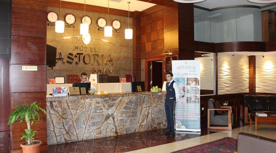 Astoria Baku Hotel-28 of 40 photos