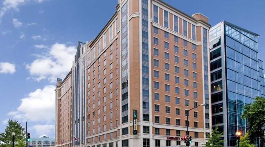 Embassy Suites by Hilton Washington D.C. – Convention Center-33 of 33 photos