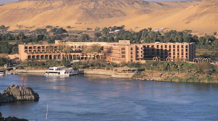 Pyramisa Isis Island Aswan Resort-1 of 45 photos