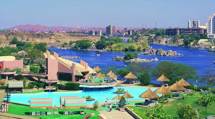 Pyramisa Isis Island Aswan Resort-44 of 45 photos