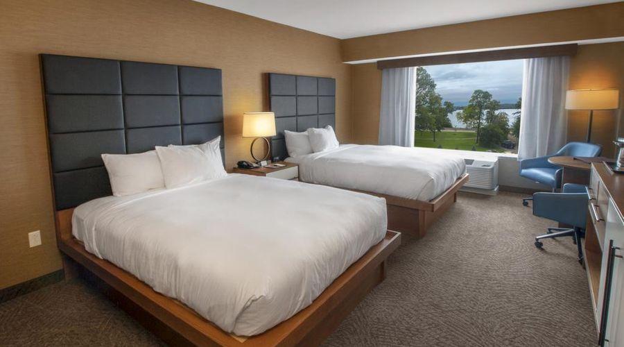 فندق دبل تري باي هيلتون شلالات نياجارا نيويورك-18 من 33 الصور