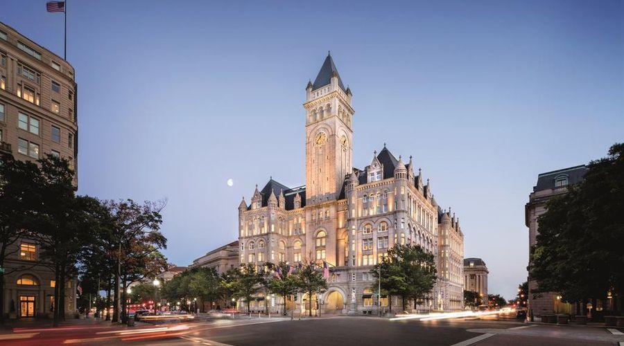 Trump International Hotel Washington DC-1 of 50 photos