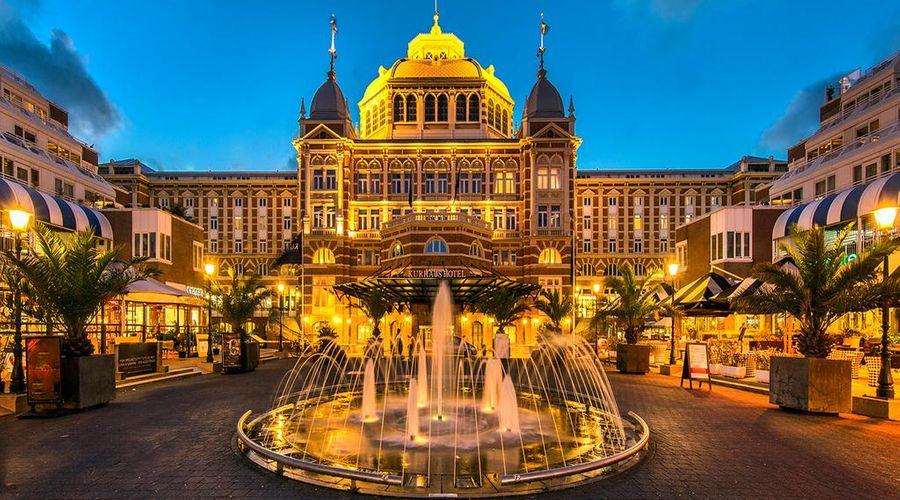 Grand Hotel Amrâth Kurhaus The Hague Scheveningen-4 of 41 photos
