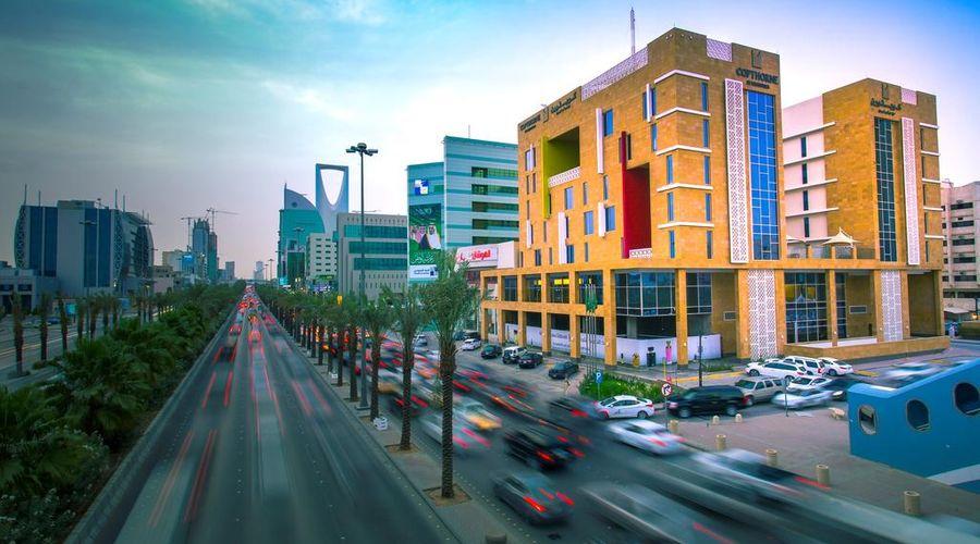 Copthorne Hotel Riyadh by Millennium Hotels-2 of 43 photos