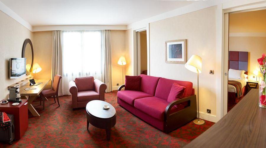 Radisson Blu Hotel Paris, Marne-la-Vallée-21 of 34 photos