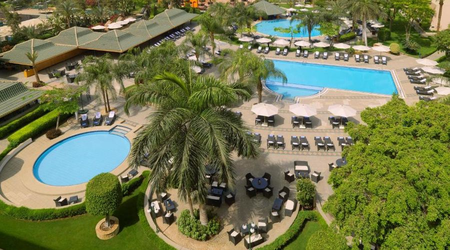 Hilton Cairo Heliopolis Hotel-6 of 38 photos