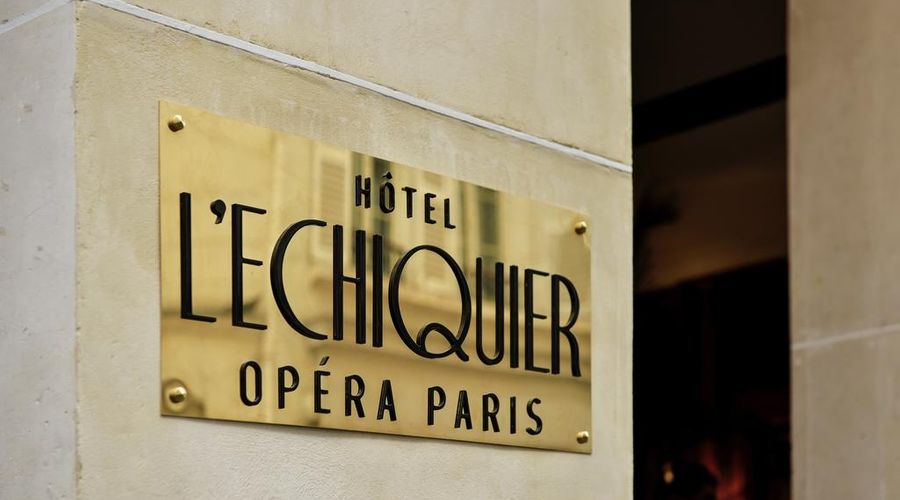 Hotel L'Echiquier Opéra Paris MGallery by Sofitel-43 of 46 photos