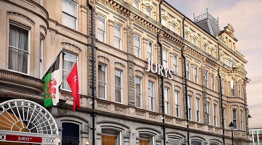Jurys Inn Cardiff-1 of 56 photos