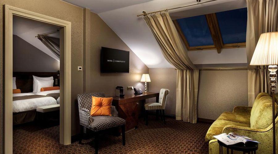 Cosmopolitan Hotel Prague-25 of 32 photos