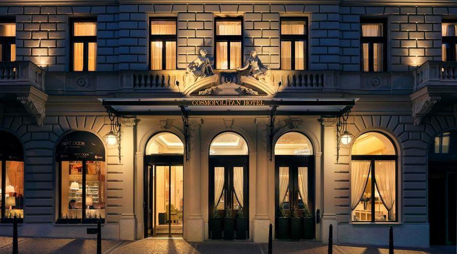 Cosmopolitan Hotel Prague-1 of 32 photos