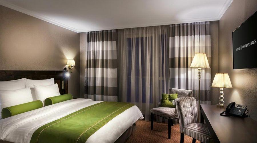 Cosmopolitan Hotel Prague-4 of 32 photos