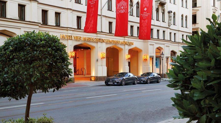 Hotel Vier Jahreszeiten Kempinski München-1 of 42 photos