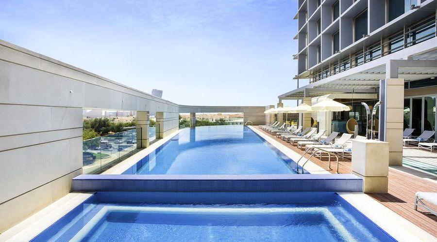 فندق نوفوتيل أبوظبي البستان-11 من 38 الصور