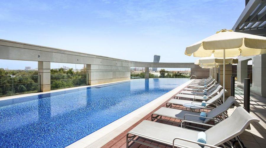 فندق نوفوتيل أبوظبي البستان-9 من 38 الصور