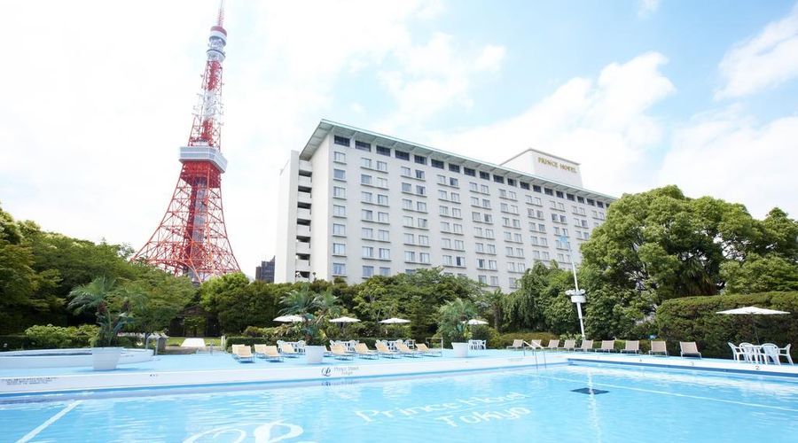 طوكيو برينس هوتل-1 من 44 الصور