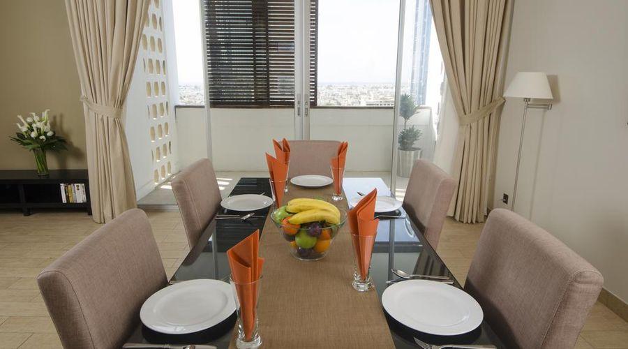 ذا أبارتمنتس - مركز دبي التجاري العالمي للشقق الفندقية-11 من 36 الصور