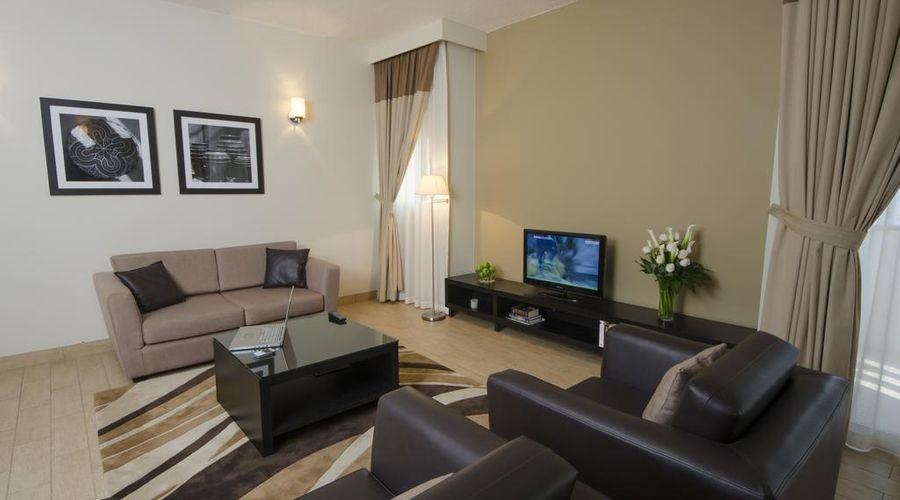 ذا أبارتمنتس - مركز دبي التجاري العالمي للشقق الفندقية-15 من 36 الصور
