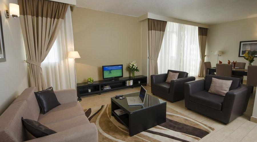 ذا أبارتمنتس - مركز دبي التجاري العالمي للشقق الفندقية-19 من 36 الصور