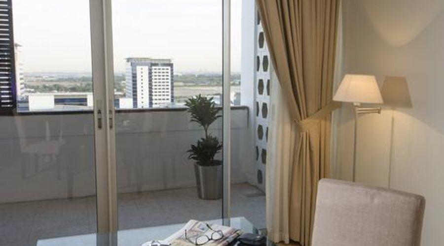 ذا أبارتمنتس - مركز دبي التجاري العالمي للشقق الفندقية-20 من 36 الصور