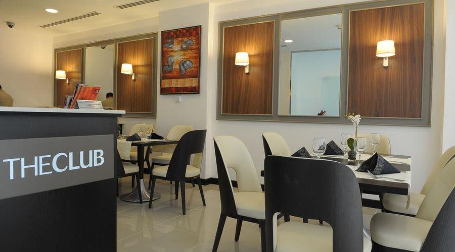ذا أبارتمنتس - مركز دبي التجاري العالمي للشقق الفندقية-22 من 36 الصور