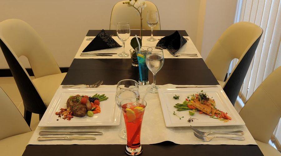 ذا أبارتمنتس - مركز دبي التجاري العالمي للشقق الفندقية-24 من 36 الصور