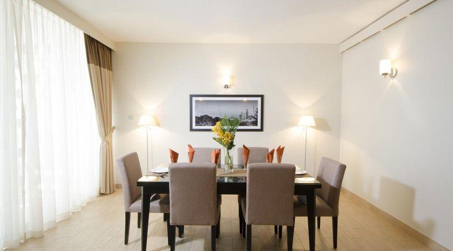 ذا أبارتمنتس - مركز دبي التجاري العالمي للشقق الفندقية-26 من 36 الصور
