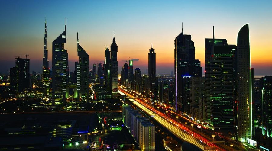 ذا أبارتمنتس - مركز دبي التجاري العالمي للشقق الفندقية-40 من 36 الصور