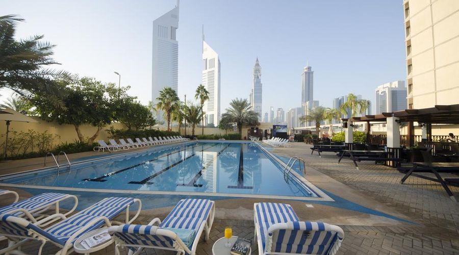 ذا أبارتمنتس - مركز دبي التجاري العالمي للشقق الفندقية-27 من 36 الصور