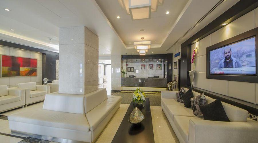ذا أبارتمنتس - مركز دبي التجاري العالمي للشقق الفندقية-31 من 36 الصور