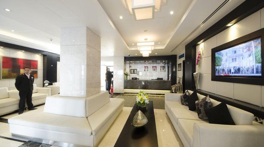 ذا أبارتمنتس - مركز دبي التجاري العالمي للشقق الفندقية-34 من 36 الصور