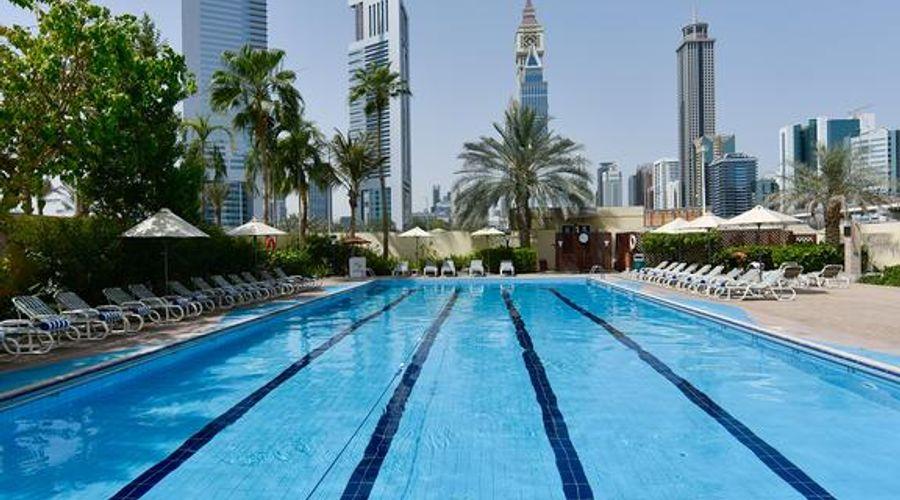 ذا أبارتمنتس - مركز دبي التجاري العالمي للشقق الفندقية-32 من 36 الصور