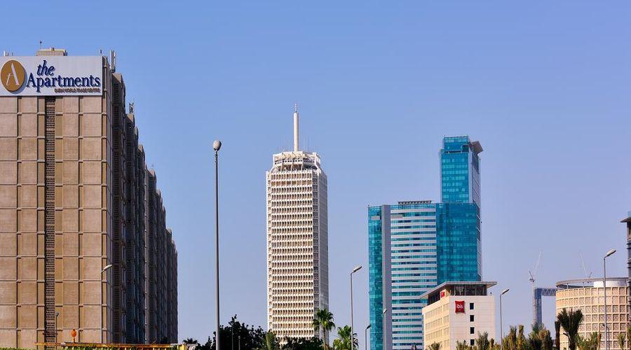 ذا أبارتمنتس - مركز دبي التجاري العالمي للشقق الفندقية-1 من 36 الصور