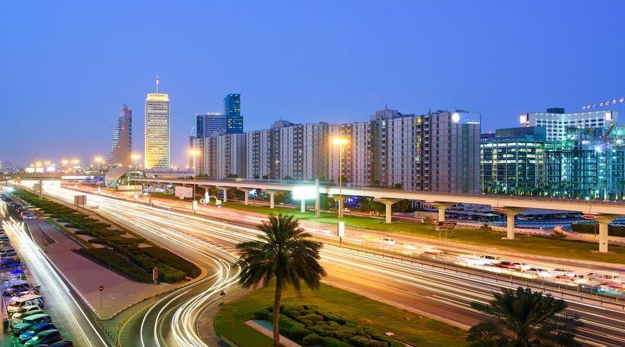 ذا أبارتمنتس - مركز دبي التجاري العالمي للشقق الفندقية-36 من 36 الصور