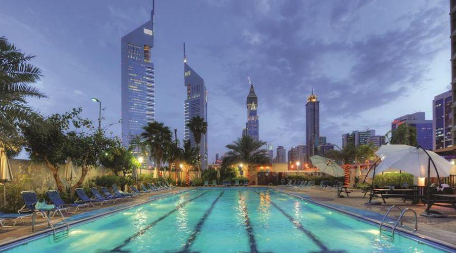 ذا أبارتمنتس - مركز دبي التجاري العالمي للشقق الفندقية-37 من 36 الصور